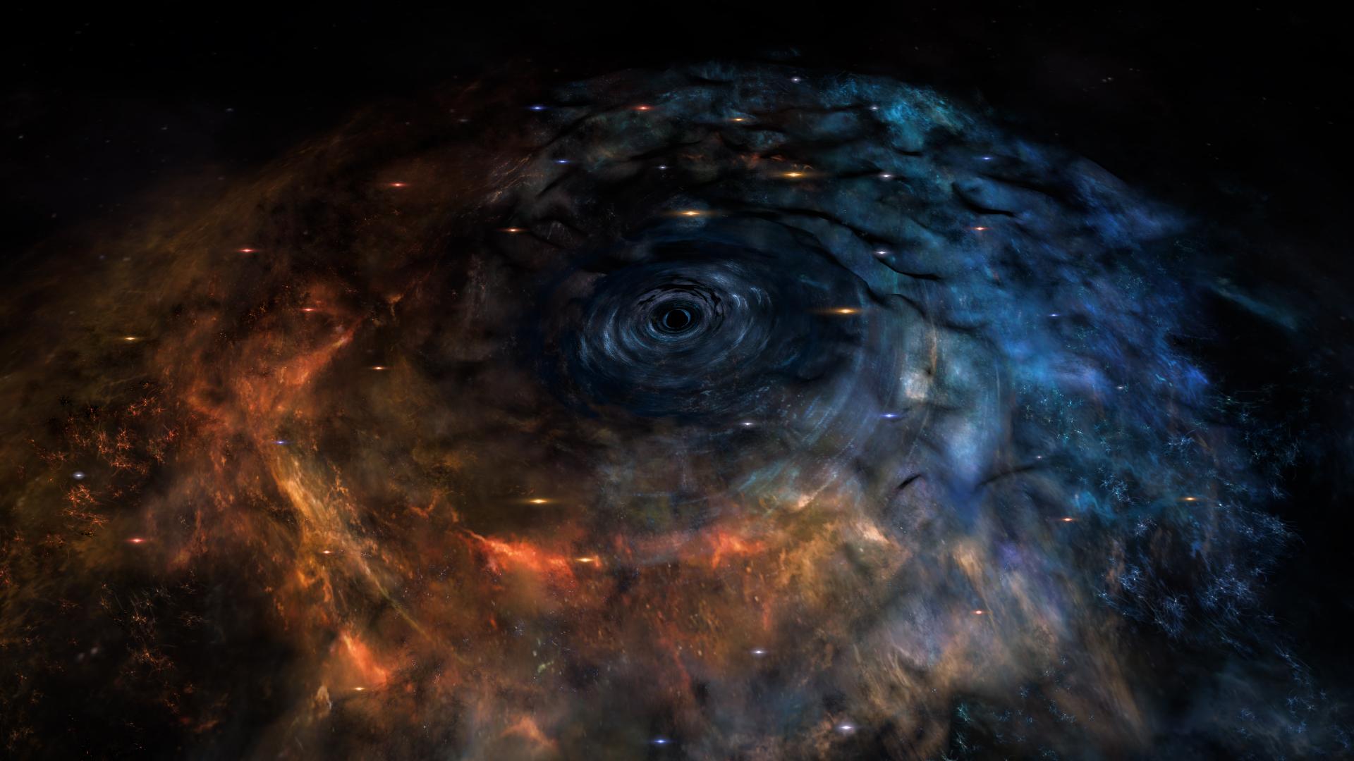 galaxy-map