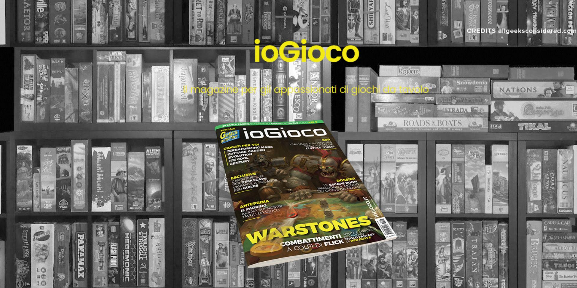 Io Gioco by The Games Machine