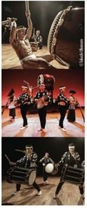 Percussionisti giapponesi Kodo