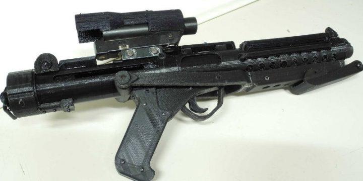 Blaster Rifle E11 diventa reale!