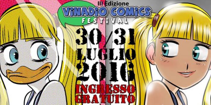 3° edizione del Vinadio Comics Festival