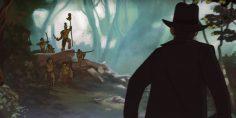 """La serie animata """"fan"""" di Indiana Jones"""