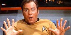 Il Capitano Kirk alla Festa dell'Unità