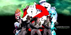 Ghostbusters Board Game a Freekomix