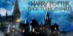 Raduno Harry Potter Back To Hogwarts