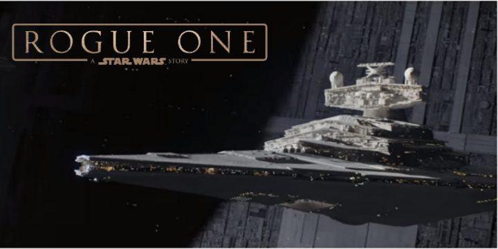 Rogue One: A Star Wars Story … Lui c'è