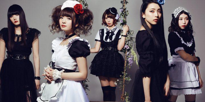 Band Maid, il rock kawaii alla conquista di Lucca 2016