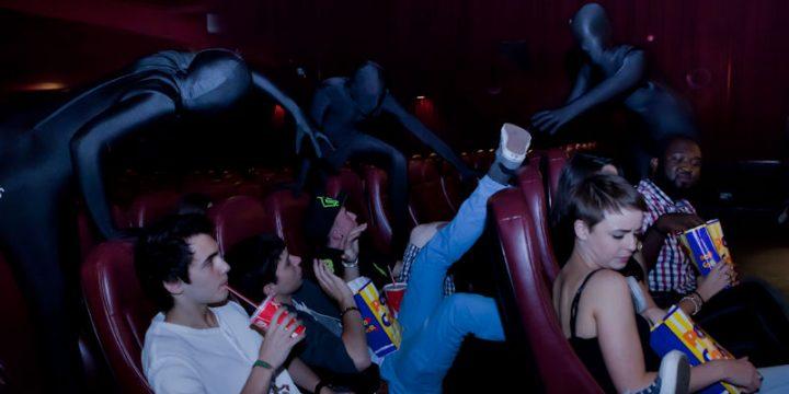 I ninja esistono e sono al Cinema!