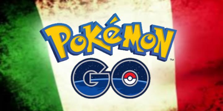 Pokémon GO sbarca in Italia!