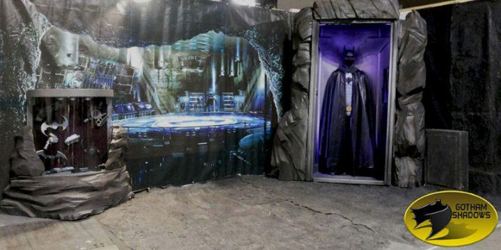 LuccaC&G 2016 si trasforma in Gotham City