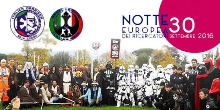 Catania: La Notte dei Ricercatori Stellare