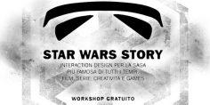Star Wars Story, il workshop allo IED