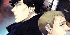 Il manga si Sherlock presto in Italia!