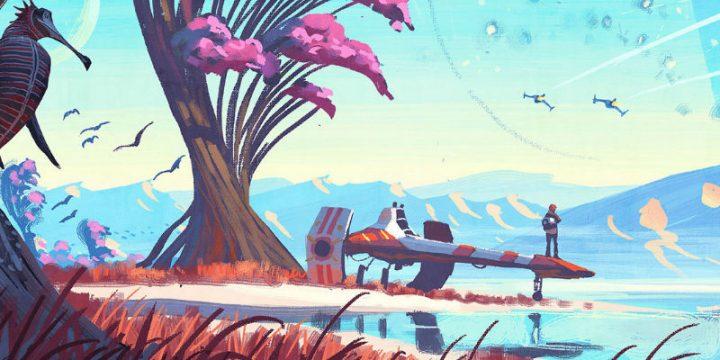 I pianeti della Fantascienza in No Man's Sky