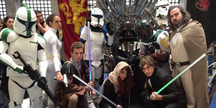 The Dark Side of Naples: Star Wars @ FantaExpo