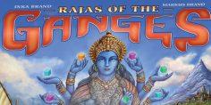 Rajas of the Ganges – I Ragià del Gange by dV Giochi