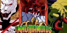 Inhumanoids Animated Series