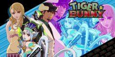 Tiger & Bunny: un nuovo anime