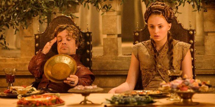 Se i personaggi di GOT ti invitassero a cena?