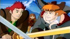La serie animata di Highlander