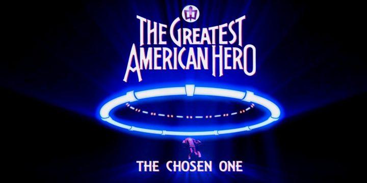 The Greatest American Hero by Daniele Spadoni