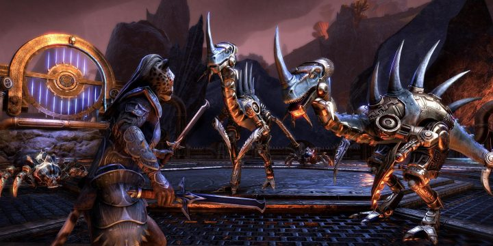 The Elder Scrolls Online: DLC Clockwork City