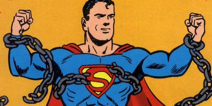 Superman vs. The Ku Klux Klan