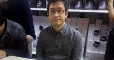 Regolamento per gli autografi con Junji Ito a LuccaC&G