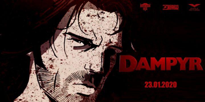 Dampyr : il film arriva il 23 Gennaio 2020