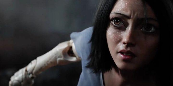 Battle Angel Alita, il primo trailer