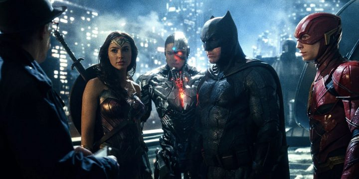Justice League in home video