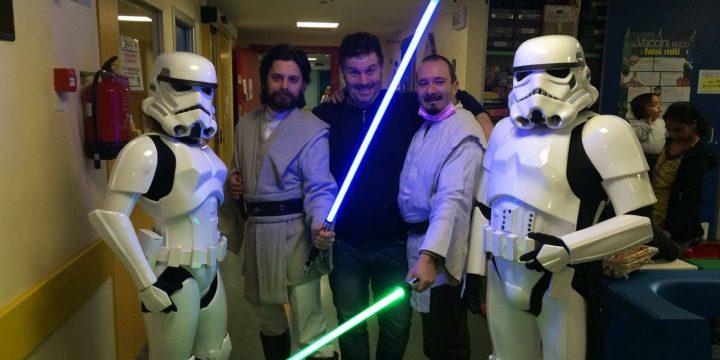 Children & Family con le Legioni di Star Wars