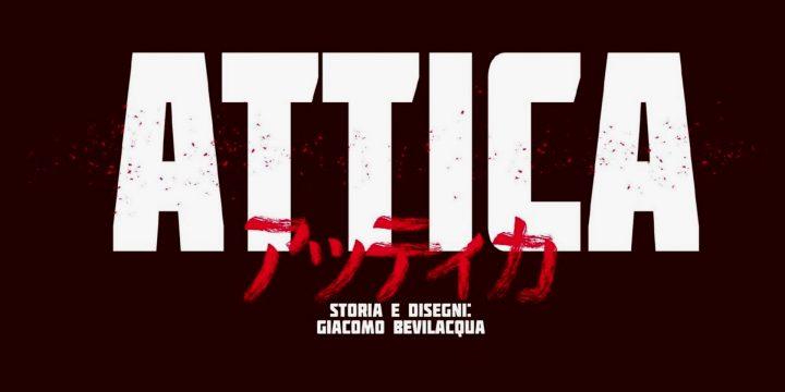 """""""Attica"""" di Giacomo Bevilacqua – Trailer"""