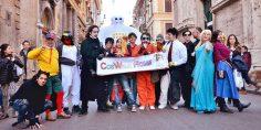CosWalk Rome per la Ricerca sul Cancro