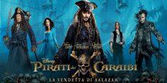 Pirati dei Caraibi: La vendetta di Salazar – in home video
