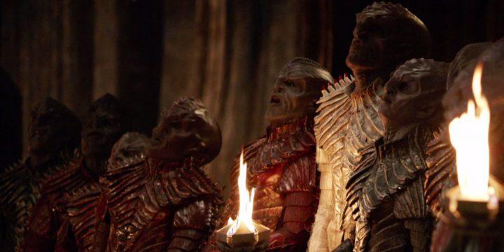 Klingon e Morte in Star Trek: Discovery