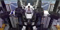 Gundam Rx-78 Prototype 01. Side Story