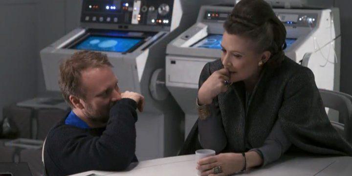 """Come sarà la """"dottoressa"""" Leia in Episodio VIII?"""