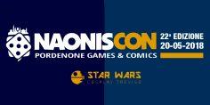 NaonisCon: Pordenone diventa stellare!