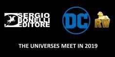 Un crossover tra Sergio Bonelli Editore e DC Comics?