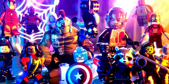 LegoMarvel Super Heroes 2