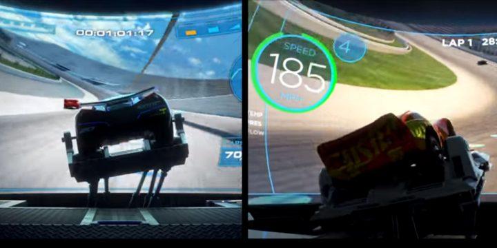 """Cars 3 """"Testa a Testa"""""""