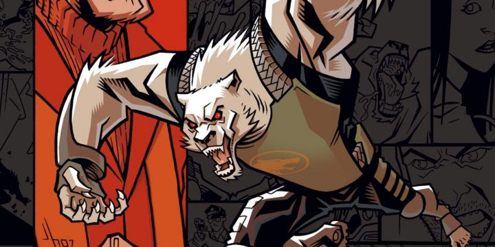 Le prime avventure dello stupefacente Wolf-Man