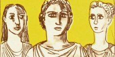 Pompei, il graphic novel di Frank Santoro