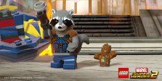I Guardiani della Galassia 2 in Lego Marvel Super Heroes 2