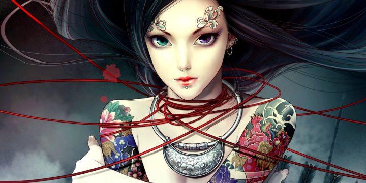 Nerd Tattoo by Satyrnet