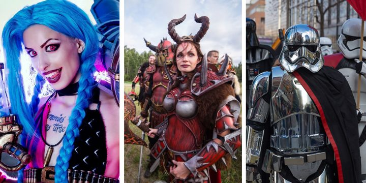 Differenze tra Cosplay, Costuming e Larp