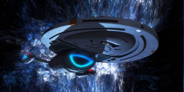 Star Trek su Netflix: Voyager batte tutti!