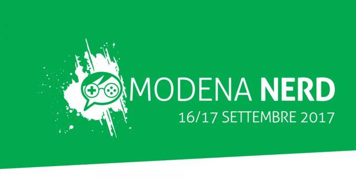 Modena Nerd ritorna a settembre 2017