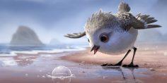 Piper, il corto d'animazione premiato con l'Oscar 2017